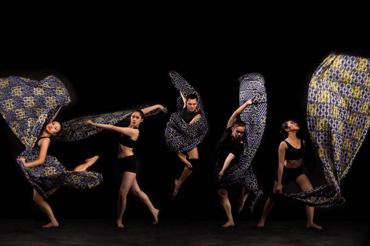 Sekolah tari Indonesian Dance Theater