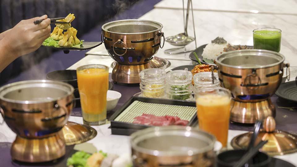 thai suki the royal pot